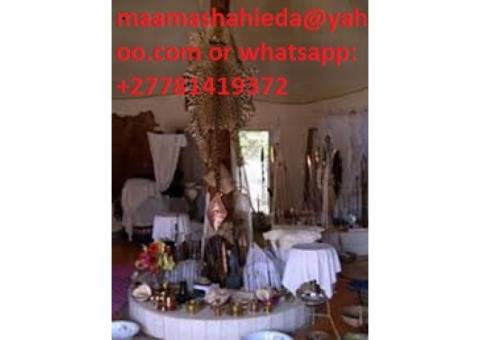 SPIRITUAL HERBALIST HEALER/ SPELL CASTER/ SANGOMA WORLDWIDE +27781419372