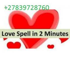 RETURN LOST LOVE SPELLS/ SPIRITUAL HEALING POWERS/ BLACK MAGIC EXPERT +27839728760